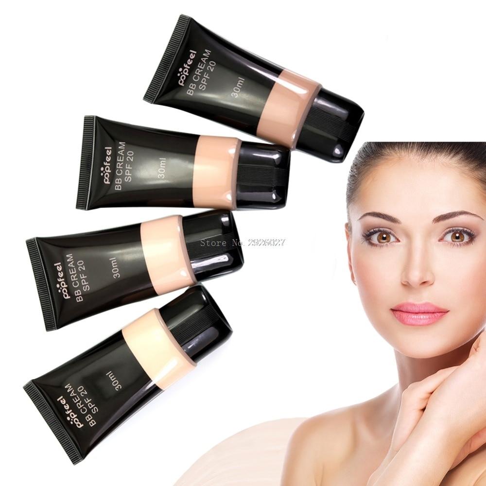 Makeup 4 Colors Concealer High Definition Concealer Liquid Foundation BB Cream Cosmetics Face Concealer BB Creams -B118