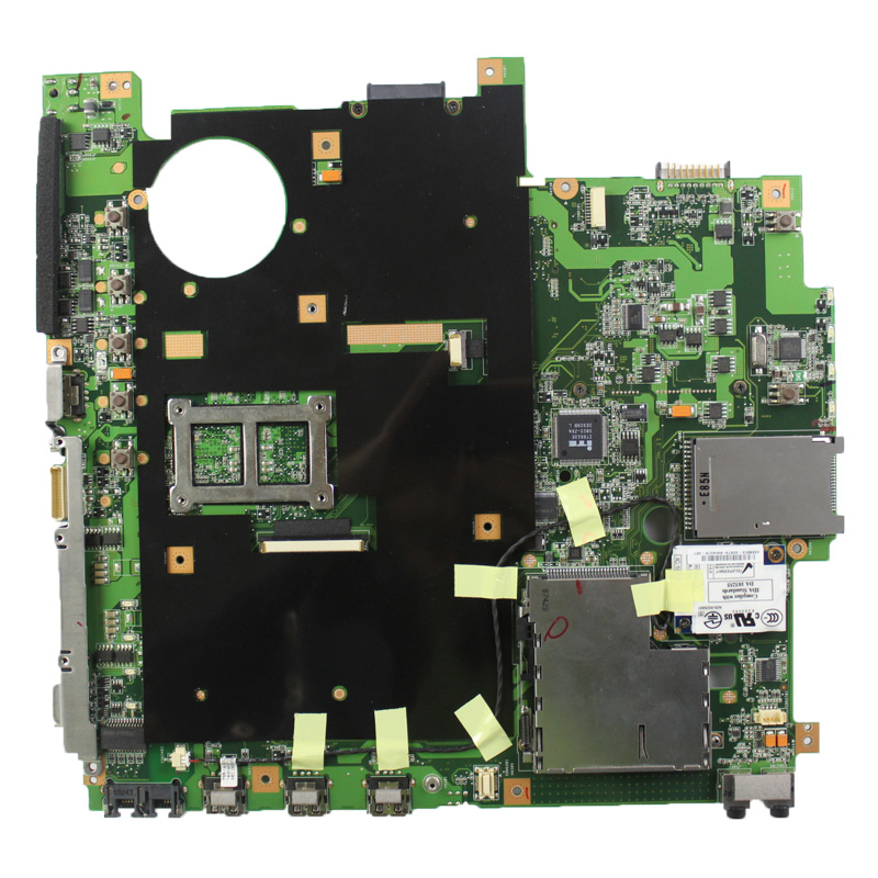 hot selling Origina laptop board For Asus F5Z motherboard X50Z system motherboard fully tested good