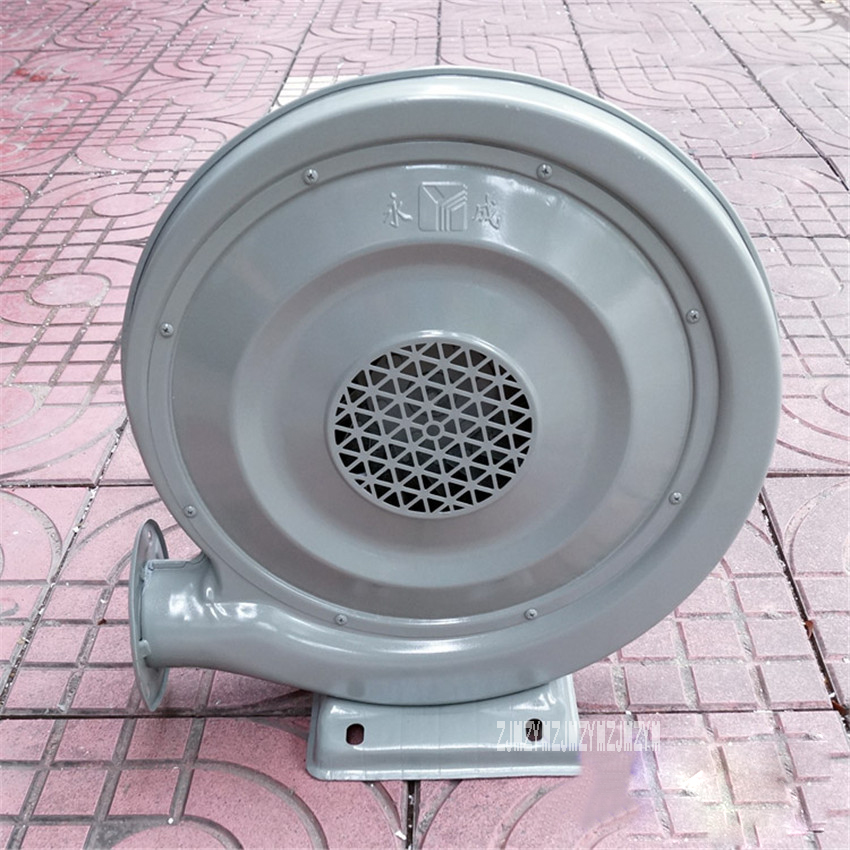 CZ-TD550 Low Noise Centrifugal Blower Electric Industry Stove Medium Pressure Fan 550W 220v/380v 50HZ  2.8Kr/min Hot Selling penguin low noise portable electric fan