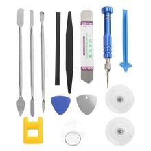 20 in 1 Repair Tools Kit Smartphone LCD Screen Opening Pliers Metal Pry Spudger