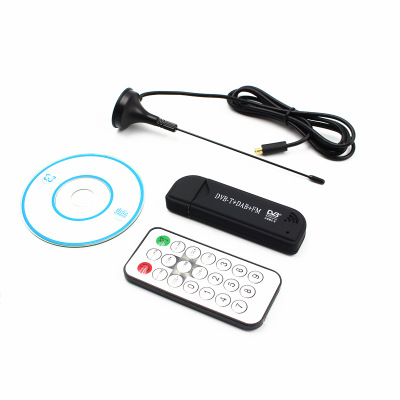USB FM+DAB+DVB-T+SDR Dongle STICK USB 2.0 Digital TV Tuner