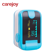Dropshipping Finger Pulse Oximeter CE FDA home care Color OLED Fingertip Pulse Orange SpO2 saturation