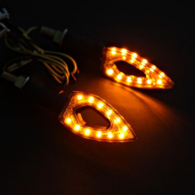 Aliexpress buy 2x universal led motorcycle turn signals aliexpress buy 2x universal led motorcycle turn signals indicator 12v for kawasaki klr250 kl600 klr650 klx110 klx125l klx250s super sherpa 250 from sciox Image collections