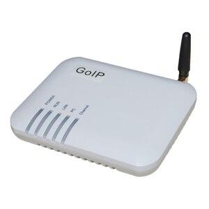 Image 3 - O único goip1 dos canais de dbl, gateway do voip de gsm (mudança de imei, cartão de 1 sim, sip & h.323, vpn pptp). sms, gateway de gsm