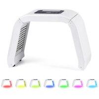 ФДТ прибор для фототерапии омолаживающий Красота машины Anti Aging TherapyFacial светодиодный Красота маска аппарат для избавления от морщин