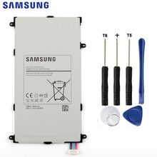 Samsung Original T4800E Battery For Samsung Galaxy Tab Pro 8.4 in SM-T321 T325 T320 Genuine Replacement Tablet Battery 4800mAh цена в Москве и Питере