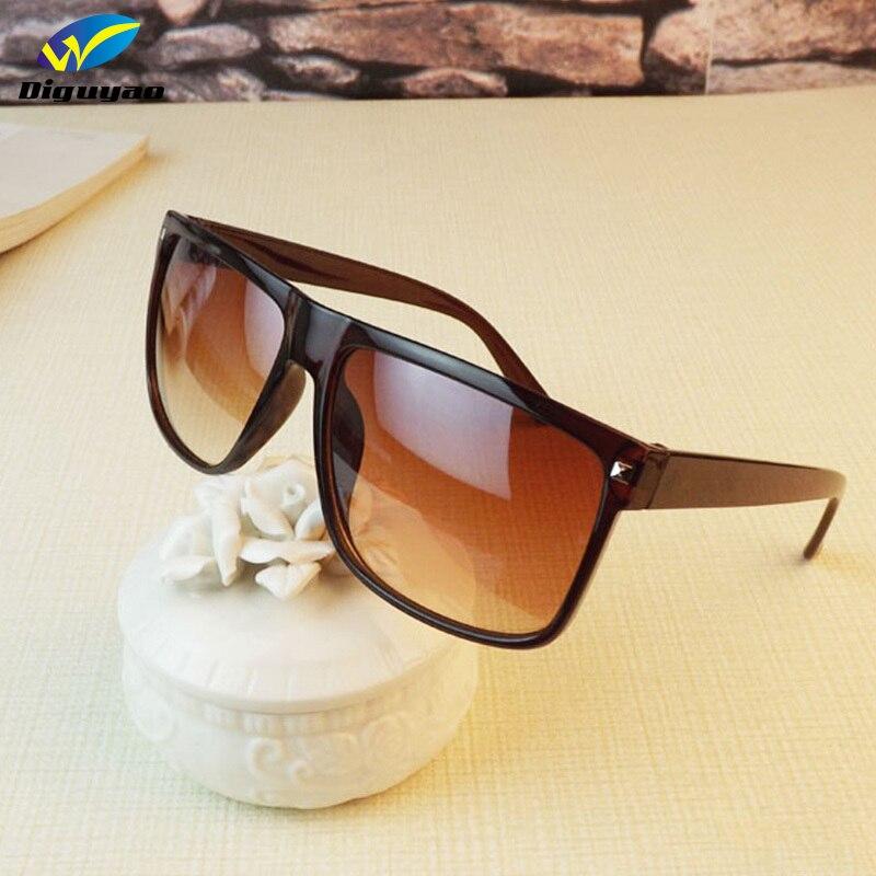 DIGUYAO oculos de sol feminino 2016 vintage Square Frame Rivet elegant women & men sun glasses oculos de sol Sunglasses