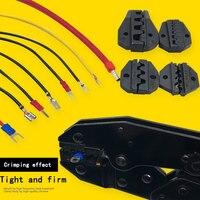 HS 30J+4JAW wire stripper EUROP STYLE ratchet crimping tool crimping pliers set module ( C692 C03B C26TW C35WF )
