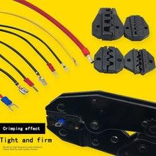HS-30J+4JAW wire stripper EUROP STYLE ratchet crimping tool pliers set module ( C692 C03B C26TW C35WF )