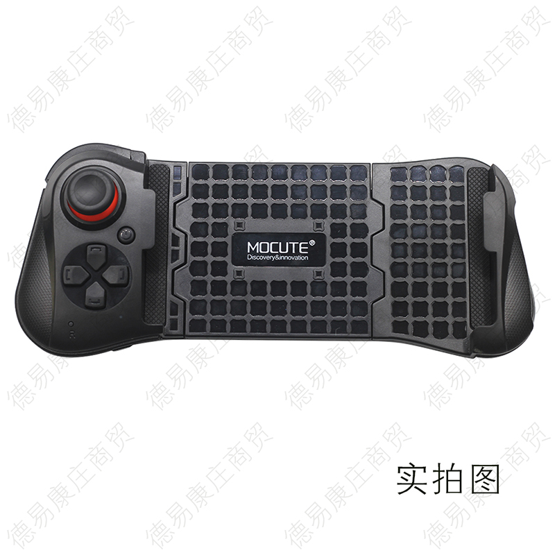 Not ban account Mocute 058 Wireless Game pad Bluetooth mobile game Joystick  Controller mobile PUBG Gamepad For iPhone