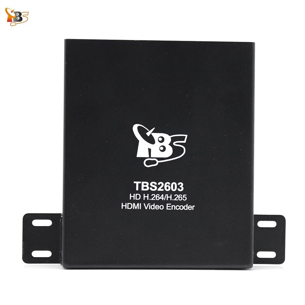 IPTV Encoder TBS2603 HD H.264 H.265 HDMI Video Encoder Support HDMI input for IP TV H.265 Live Broadcast movie iptv