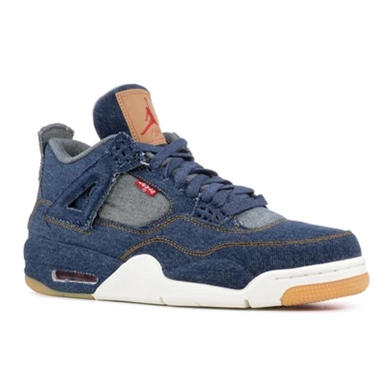 e66cb49eaf6 Official Original nike Air Jordan 4 AJ4 Men s basketball shoes AO2571 401-in  Basketball Shoes from Sports   Entertainment on Aliexpress.com