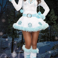 7b5678a090563 Buy ladies christmas fancy dress and get free shipping on AliExpress.com