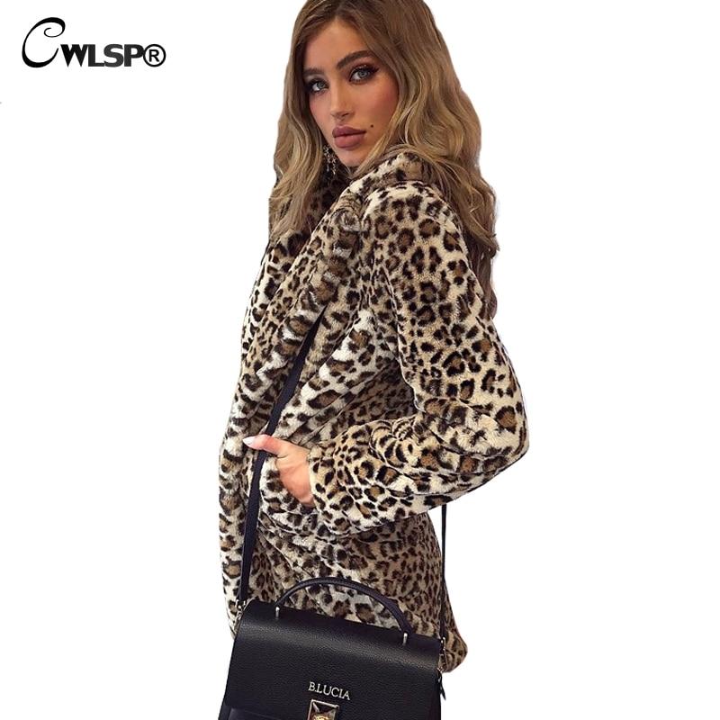 CWLSP-leopardo-da-vuelta-abajo-Faux-Fur-abrigo-mujer-invierno-gruesa- chaqueta-con-bolsillos-chaquetas-mujer.jpg 4a2a473790c