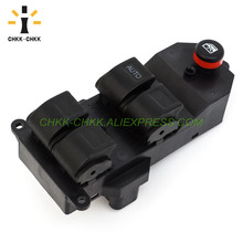 CHKK-CHKK New Car Accessory Power Window Control Switch FOR Honda 2001-2005 Civic 35750-SAE-P01 35750SAEP01