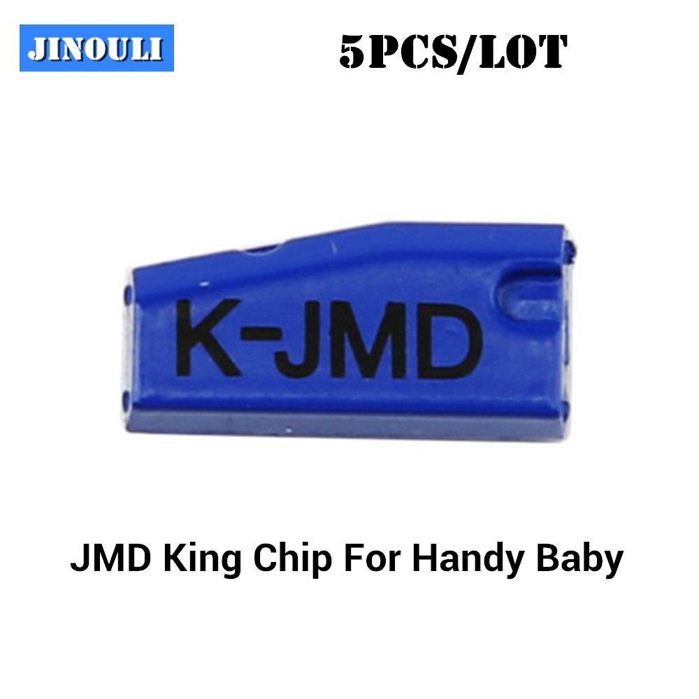 Super Transponder Chip Clone King 4d Auto Key Programmer: 5pcs Original Quality A+++ Locksmith Handy Baby Cbay Key