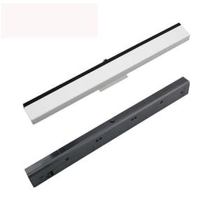 Image 1 - Barre de télécommande sans fil de capteur de Bluetooth pour la barre de capteur de récepteur de Wii pour la barre de récepteur infrarouge de capteur de rayon de Signal dir de Nintendo wii