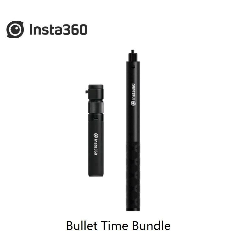 Insta360 ONE X und EINEM Kugel Zeit Bündel/Zubehör Selfie Stick Rotation Griff Kugel Zeit Bundle-in 360°-Video-Kamera-Zubehör aus Verbraucherelektronik bei  Gruppe 1