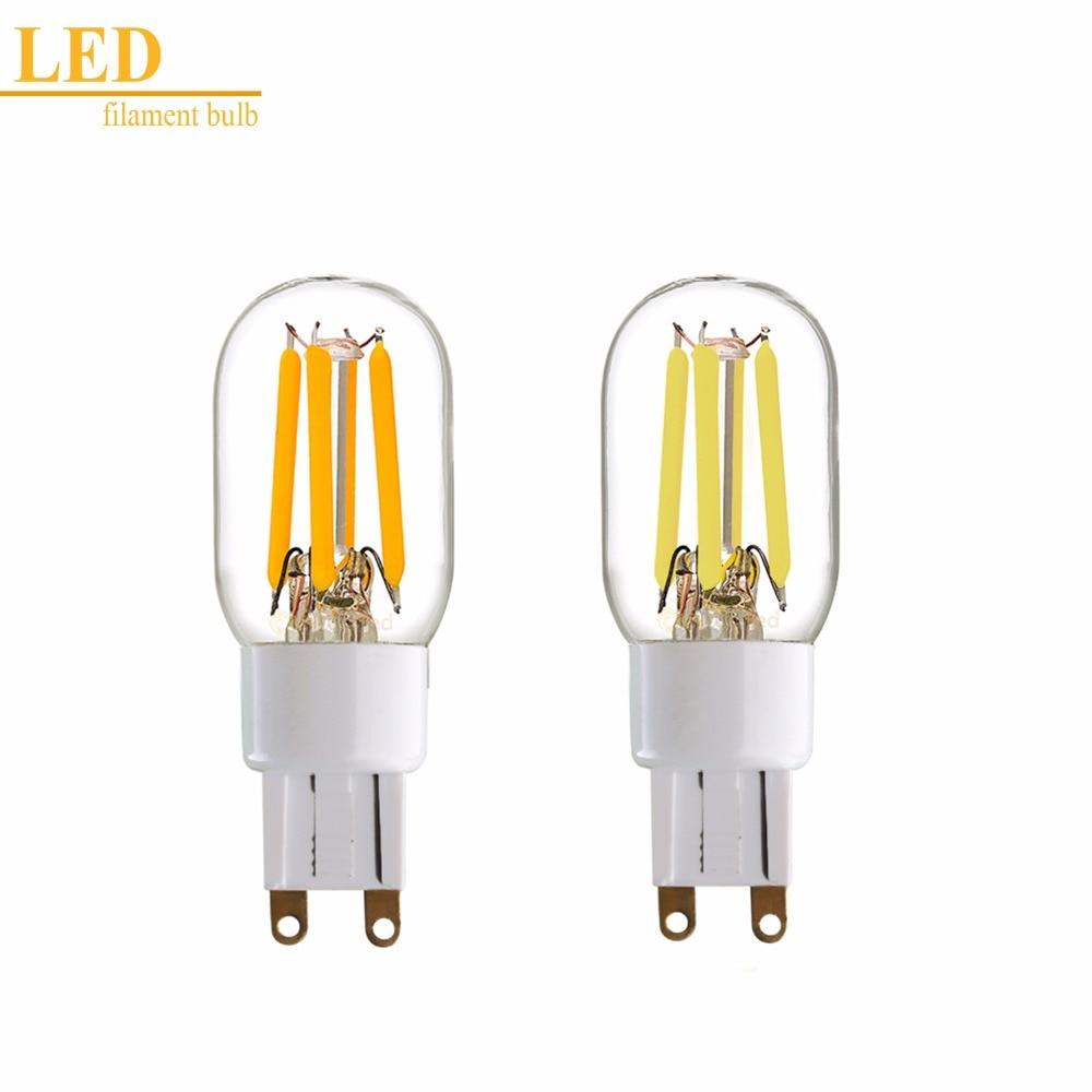 2W ,Mini G9 LED Lamp Filament Light Bulb ,Dimmable ,Warm White 2200k Cool  White 6000k ,110V 220V Bombillas LED Lights In LED Bulbs U0026 Tubes From Lights  ...
