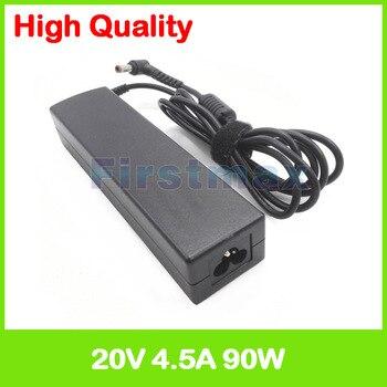 20V 4.5A 90W Универсальный адаптер переменного тока для Lenovo IdeaPad Z475 Z480 Z485 Z500 Z510 Z560 Z565 Z570 Z575 Z580 Z585 зарядное устройство