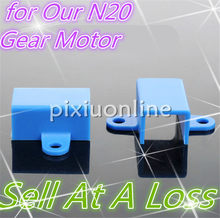 1pcs/lot K812 Motor Base Frame for Our N20 Micro Gear Motor Exquisite DIY Parts Sell At A Loss USA Belarus Ukraine(China)