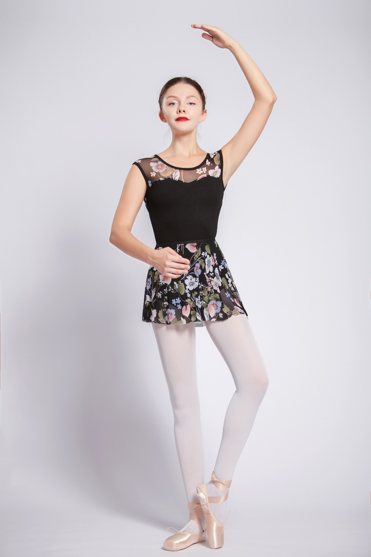c0b7b44c3cb1 2019 Ballet Dance Leotards Women High Quality Cotton Gymnastics ...