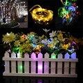 Jiawen 5 M À Prova D' Água Mini LED Fio de Cobre Luzes Cordas Para Festa de Casamento Natal Ao Ar Livre Indoor