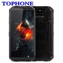 BLACKVIEW BV9500 IP68 waterproof 18:9 5.7″Smartphone Android 8.1 MT6763T Octa Core 4GB+64GB 10000mAh NFC 4G 16.0MP mobile phone