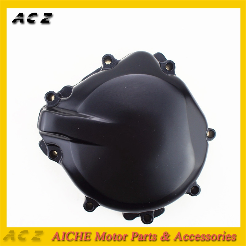 ACZ Motorcycle Parts Left Engine Stator Cover Guard Crankcase Carter Protector Side Cover For <font><b>Suzuki</b></font> <font><b>GSXR1000</b></font> <font><b>K1</b></font> 2001-2002 image