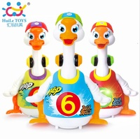 Electronic Walking Dancing Toy Intelligent Hip Pop Dance Read Tell Story Interactive Swing Goose Musical Educational