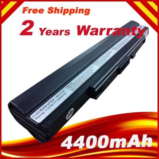 Hot New Replace Laptop Battery For ASUS UL30JT UL30VT UL50 UL50A UL50AG UL50AG A2 UL80 UL80A