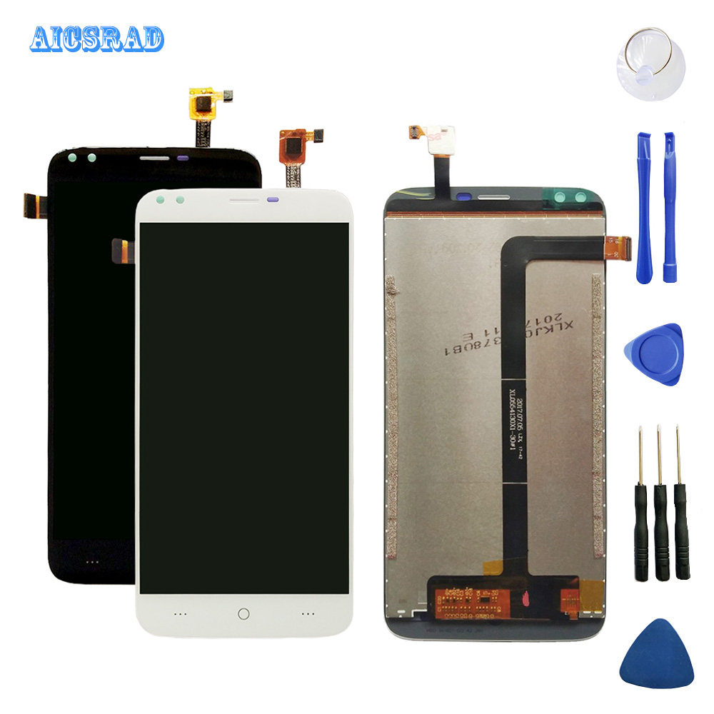 AICSRAD For DOOGEE X30 LCD display and Touch Screen Assembly perfect repair part Good quality X 30 +Tools-in Mobile Phone LCD Screens from Cellphones & Telecommunications
