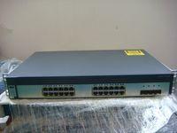 Ws-c3750g-24ts-s1.5u переключатель Оптическое волокно сетевого оборудования