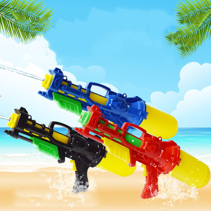 Summer Baby Bathing Seaside Play Water Outdoor Play Beach Drifting Children's Toy High Pressure Water Gun For Kids Gift Activity