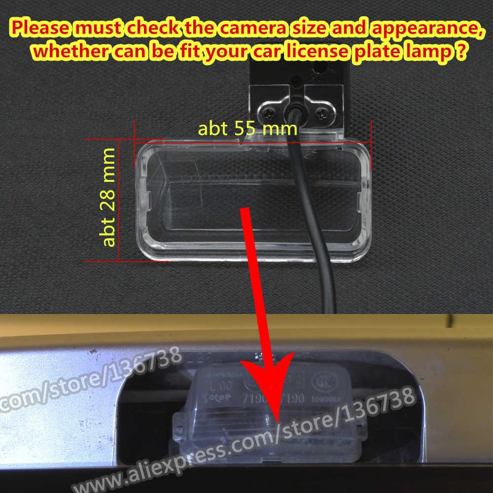 MCCD Fisheye 1080 P caméra de stationnement arrière de voiture Starlight pour Peugeot 207 307 307SM 407 citroën DS4 C2 C4 C5 moniteur LCD sans fil