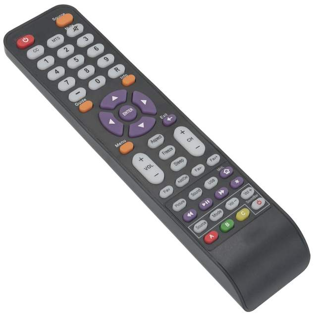 US $11 95 8% OFF|New remote control 142021270009C for SCEPTRE TV U650CV UMK  E195BV SMQR E325BV FMD E485BV FMQR E505BV FMQC X322BV HDR X325BV FMDR-in