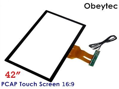 Écran tactile capacitif de 42