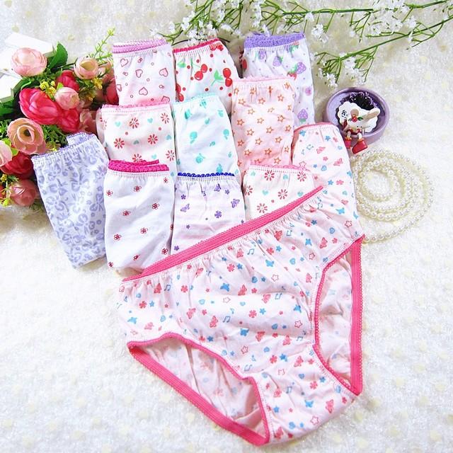 Cotton Underwear Set