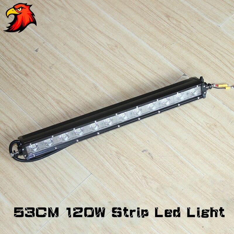 Auxiliary Headlight Strip Led Lamp 120w For Suzuki Jimny