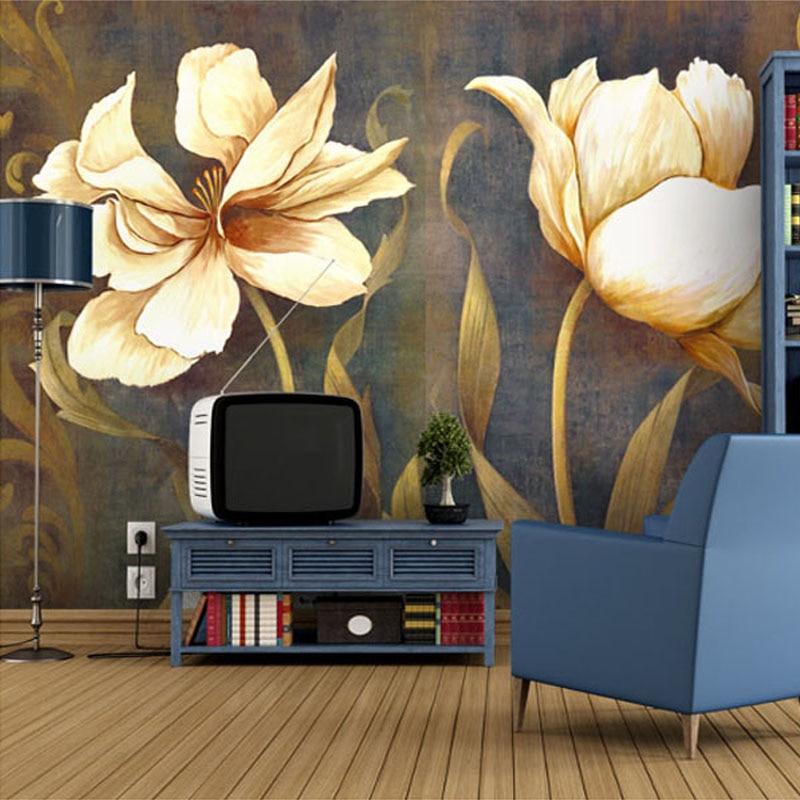 Custom 3d Mural Wallpaper Bedroom Living Room Sofa Tv Background