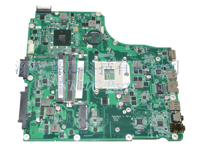 MBPSN06002 MB.PSN06.002 Main board For Acer 4820 4820T motherboard / System board HM55 DDR3 DAZQ1BMB6C0
