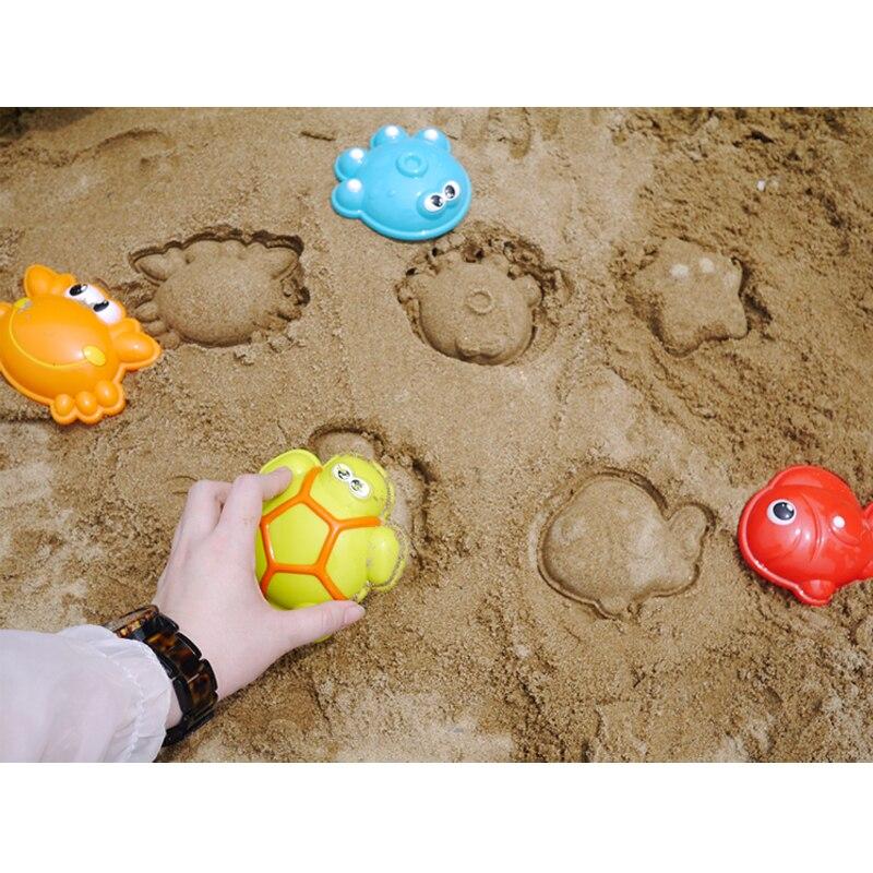 BEI JES Beach Toys high quality Bucket Rakes Sand Wheel Watering ...