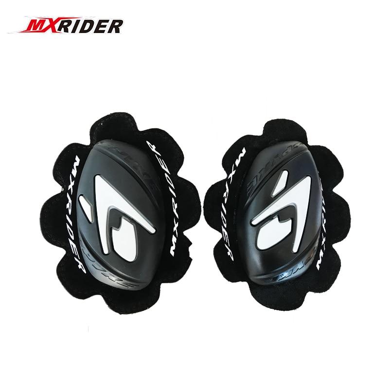 Pair. Quality Motorcycle Motorbike Knee Slider