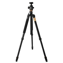 lightweight Portable Q666 Professional Travel Camera Tripod Monopod Carbon Fripod Ball Head compact for digital SLR DSLR camer