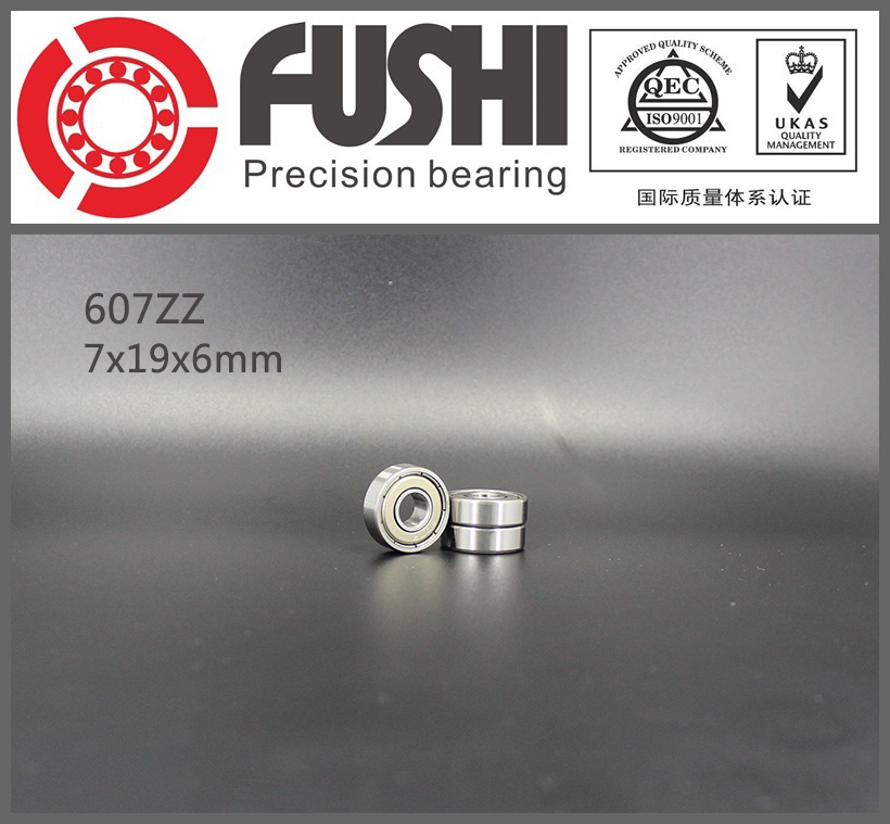 607ZZ Bearing ABEC-5 10PCS 7x19x6 MM Miniature 607Z Ball Bearings 607 ZZ EMQ Z3 V3 6903zz bearing abec 1 10pcs 17x30x7 mm thin section 6903 zz ball bearings 6903z 61903 z
