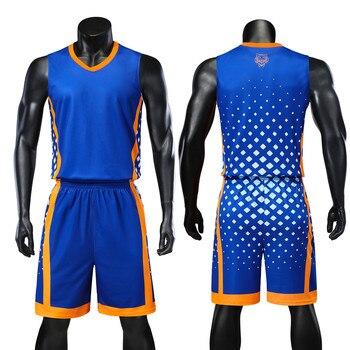 06f641bc79 2018 niños Reversible baloncesto Jersey conjunto uniformes kits ropa  deportiva doble cara baloncesto jerseys traje DIY personalizado