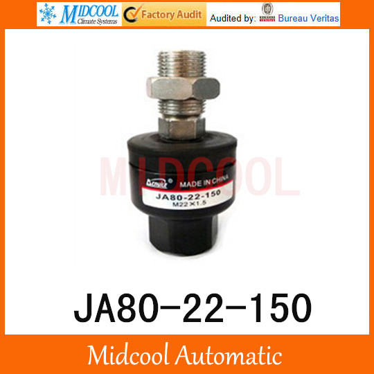 Free sipping SMC floating joints JA80-22-150 applicable cylinder thread size smc floating joints ja100 26 150 m26 1 5 air hose fitting plastic tubing connector floating coupling