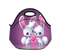 Rabbits New Outdoor Picnic Insulated Lunch Bag Box Container Cooler Thermal Bag Waterproof