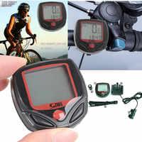 New Fashin Outdoor Product Waterproof Bicycle Bike Cycle LCD Display Digital Computer Speedometer Odometer 20