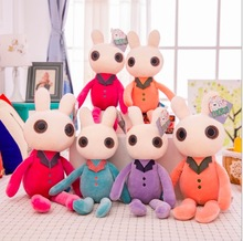 WYZHY New creative cute soft bunny doll plush toy sofa bedroom decoration send friends children gifts 50CM